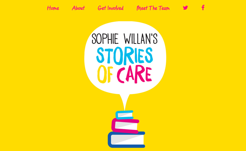 Sophie Willan Stories Of Care